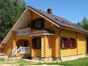 Дома из бревна во Владимирской области