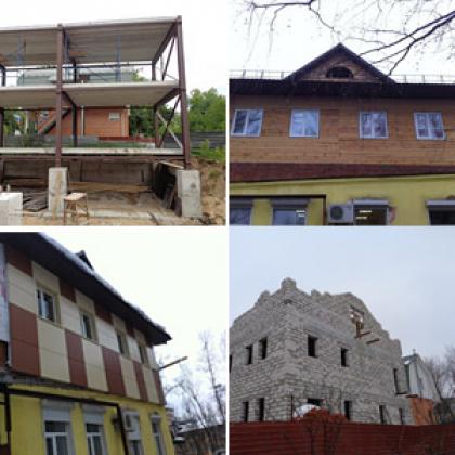 Строительство административно-офисных зданий во Владимирской области