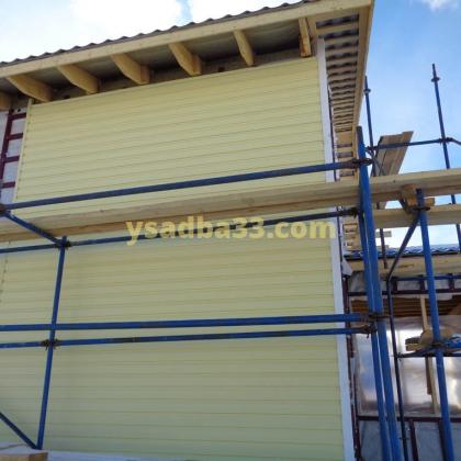 Строительство частного дома по адресу г. Кольчугино, ул. Ломако