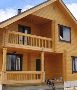 Строительство домов из бруса во Владимирской области